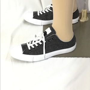 Converse All Star CTAS OX Black/White Sneakers NWT